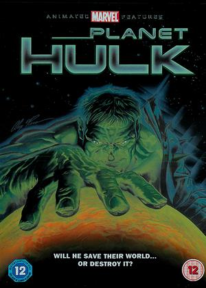Planet Hulk Online DVD Rental