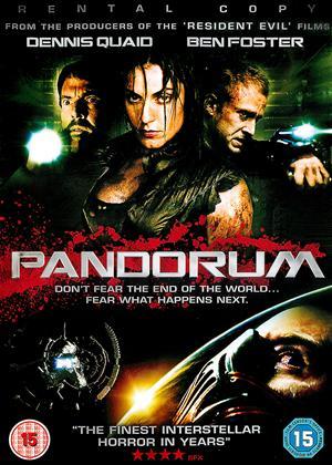 Pandorum Online DVD Rental