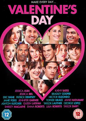 Valentine's Day Online DVD Rental