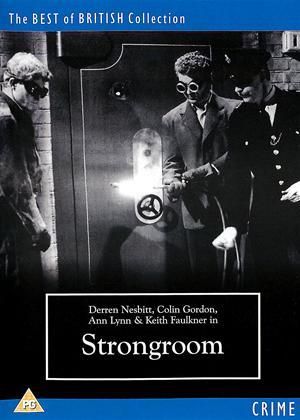 Rent Strongroom Online DVD Rental
