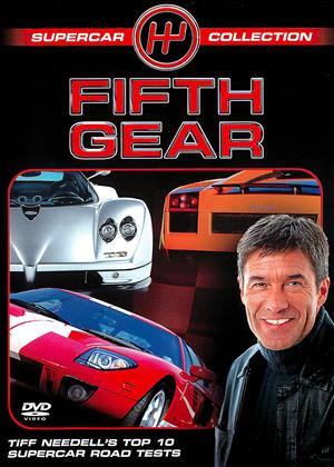 Rent Fifth Gear Supercar Collection Online DVD Rental