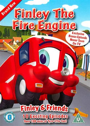 Finley the Fire Engine: Finley and Friends Online DVD Rental