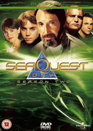 SeaQuest DSV: Series 2 Online DVD Rental
