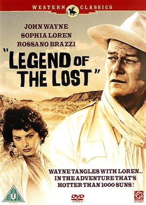 Legend of the Lost Online DVD Rental