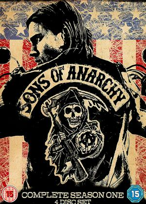 Rent Sons of Anarchy: Series 1 Online DVD Rental