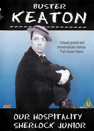 Rent Buster Keaton: Our Hospitality / Sherlock Junior Online DVD Rental