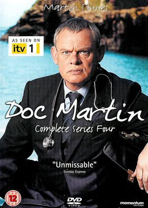 Rent Doc Martin: Series 4 Online DVD Rental