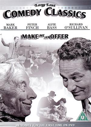 Make Me an Offer Online DVD Rental
