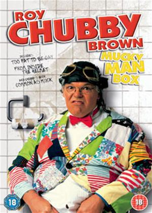 Roy chubby brown documentary for