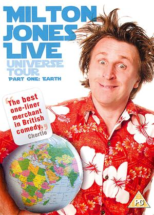 Milton Jones: Live Universe Tour: Part 1: Earth Online DVD Rental