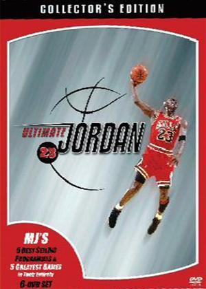 NBA: Ultimate Jordan Collectors Edition Online DVD Rental