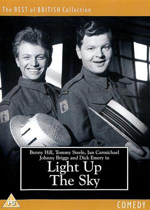 Light Up the Sky Online DVD Rental