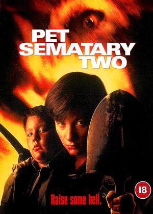 Pet Semetary Two Online DVD Rental