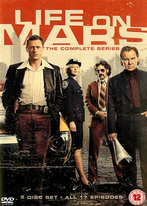 Rent Life on Mars: Series 1 Online DVD Rental