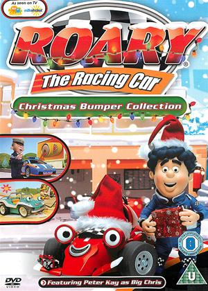 Rent Roary the Racing Car: Christmas Bumper Collection Online DVD Rental