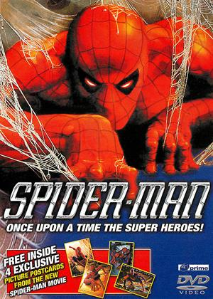 Spider-Man: Once Upon a Time Super Heroes Online DVD Rental