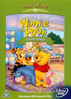 Rent The Magical World of Pooh: Vol.5 Online DVD Rental