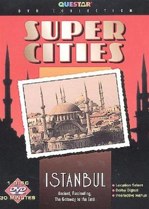 Rent Super Cities: Istanbul Online DVD Rental