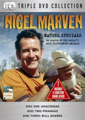 Rent Nigel Marven: Nature Specials Online DVD Rental
