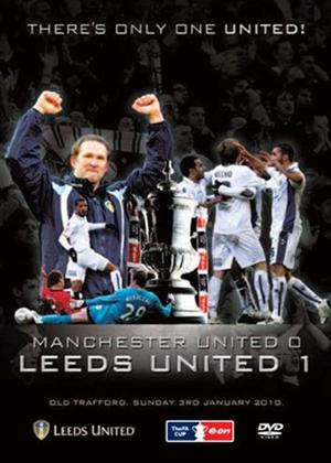Rent There is only one United - Leeds 1 v 0 Man Utd Online DVD Rental
