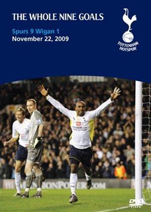 Rent Tottenham Whole Nine Goals Online DVD Rental