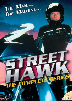 Street Hawk: The Complete Series Online DVD Rental