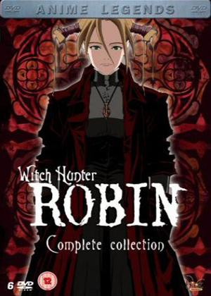 Witch Hunter Robin Online DVD Rental