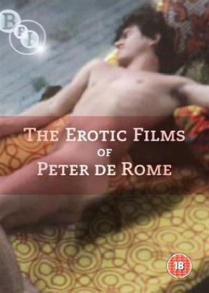 Rent The Erotic Films of Peter De Rome Online DVD Rental