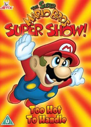 Rent Super Mario Brothers: Super Show Online DVD Rental