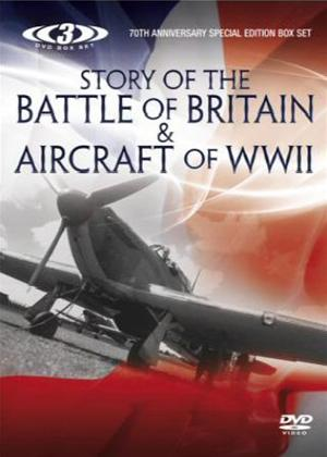 Rent Story of the Battle of Britain / Aircraft of WWII Online DVD Rental