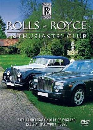 Rent Rolls Royce Enthusiast Club Online DVD Rental
