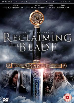 Reclaiming the Blade Online DVD Rental
