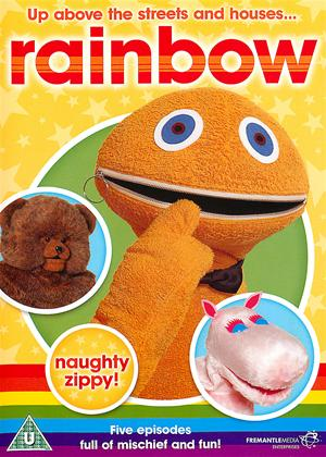 Rent Rainbow: Naughty Zippy Online DVD Rental