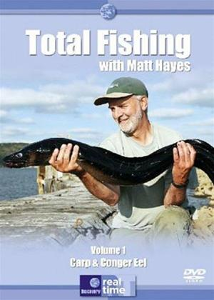 Total Fishing with Matt Hayes: Vol.1 Online DVD Rental