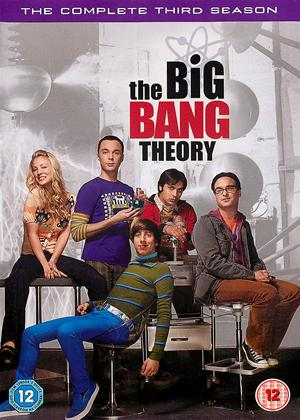 Rent The Big Bang Theory: Series 3 Online DVD Rental