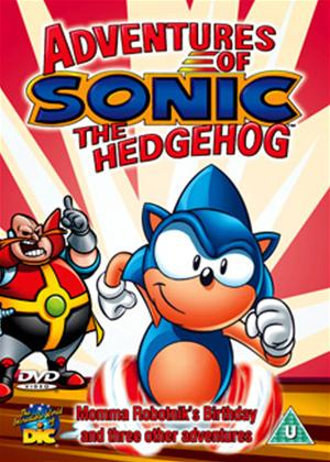 Rent Sonic the Hedgehog: Momma Robo Online DVD Rental