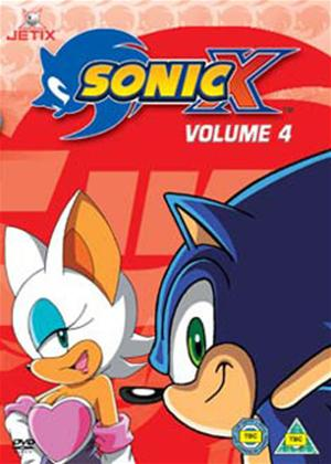 Sonic X: Vol.4 Online DVD Rental