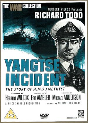 Yangtse Incident Online DVD Rental