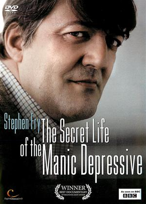 Rent Stephen Fry's the Secret Life of the Manic Depressive Online DVD Rental