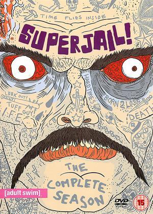 Superjail!: Series 1 Online DVD Rental