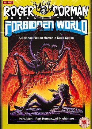 Forbidden World Online DVD Rental