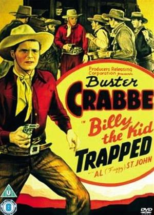 Billy the Kid Trapped Online DVD Rental