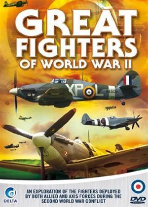 Rent Great Fighters of World War II Online DVD Rental