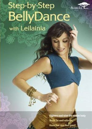 Step by Step Bellydance Online DVD Rental
