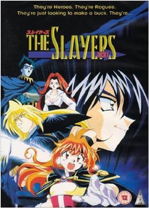 Rent The Slayers Next: Vol.3 Online DVD Rental