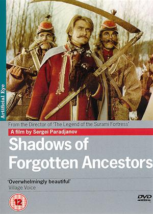 Shadows of Forgotten Ancestors Online DVD Rental