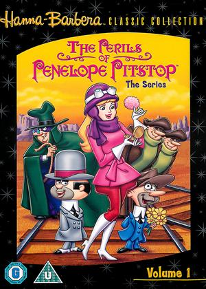 The Perils of Penelope Pitstop: Vol.1 Online DVD Rental