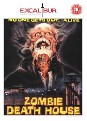 Zombie Death House Online DVD Rental