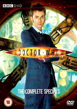 Rent Doctor Who: The Complete Specials Online DVD Rental