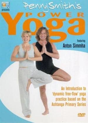 Rent Penny Smith's Power Yoga Featuring Anton Simmha Online DVD Rental